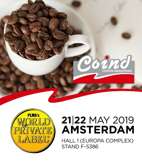 Coind at the PLMA – World Of Private Label Exhibition