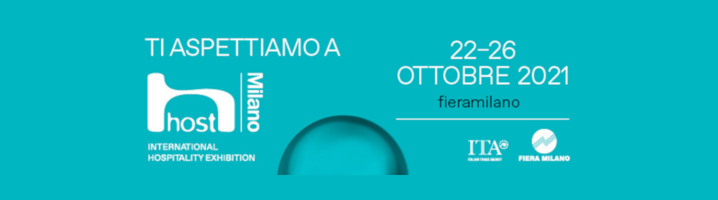 Coind at the HostMilano exhibition (Milan, Italy,22-26 October 2021)